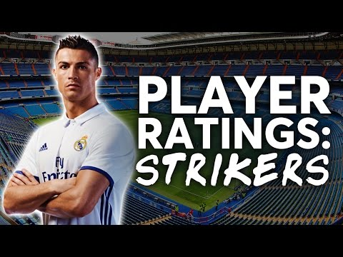 Real Madrid Players Performance 2016-2017 | STRIKERS | REAL NEWS