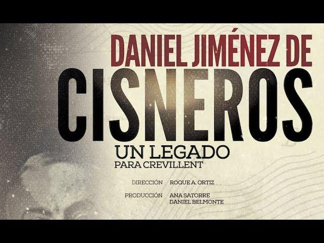 """Ya disponible """"Daniel Jiménez de Cisneros - Un legado para Crevillent"""""""
