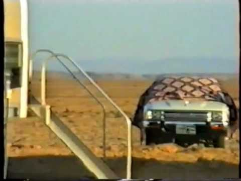 Geosource Seismic Crew: Base Camp