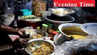 Hard Working Man Selling Fuchka Panipuri Recipe 10 piece Only Tk 30 Evening Time Yummy Street Food