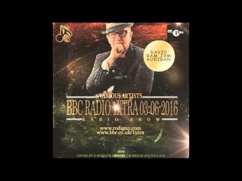 David Rodigan - BBC Radio 1Xtra 03-06-2016 (Reggae Radio Show 2016)