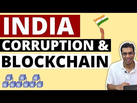 Blockchain & Corruption Free India | #Cryptocurrencies #bitcoin #ethereum