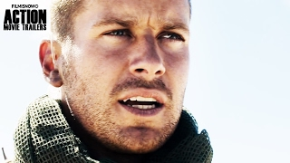 MINE Trailer - Military Action Movie starring Armie Hammer