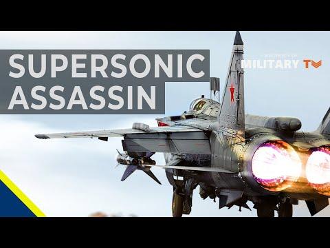Russia's MiG-31 Foxhound: