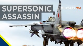 Russia's MiG31 Foxhound: Mach 3.0 Monster Supersonic Assassin