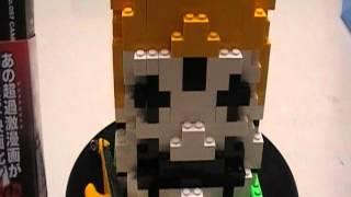 レゴ デトロイドメタルシティー カミュ 目指せレゴビルダーN021 久々の...