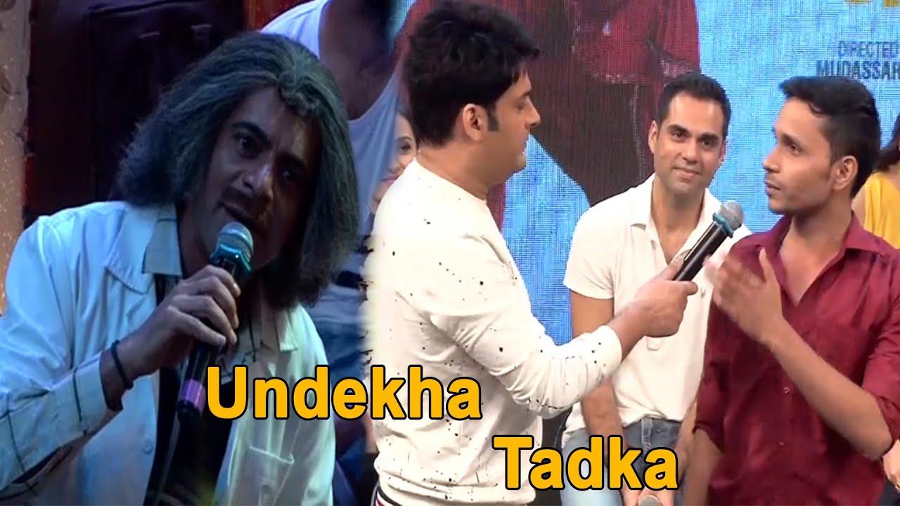 Undekha Tadka   The Kapil Sharma Show   Dr. Mashoor Gulati Trolls Reporter