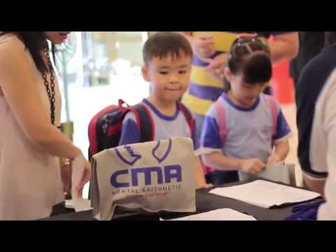CMA 2nd Mental Arithmetic Competition 2015