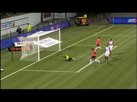 Goal Alain TRAORE (85') - FC Lorient - AS Nancy Lorraine (3-0) / 2012-13