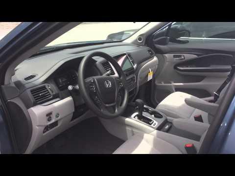 2016 Pilot EX w/ Honda Sensing