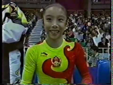 1998 Asian Games - Women's Team Competition Gymnastics