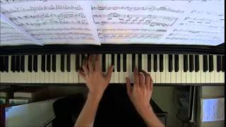 ABRSM Violin 2016-2019 Grade 7 C:3 C3 Stravinsky Gavotte with Two Variations Piano Accompaniment