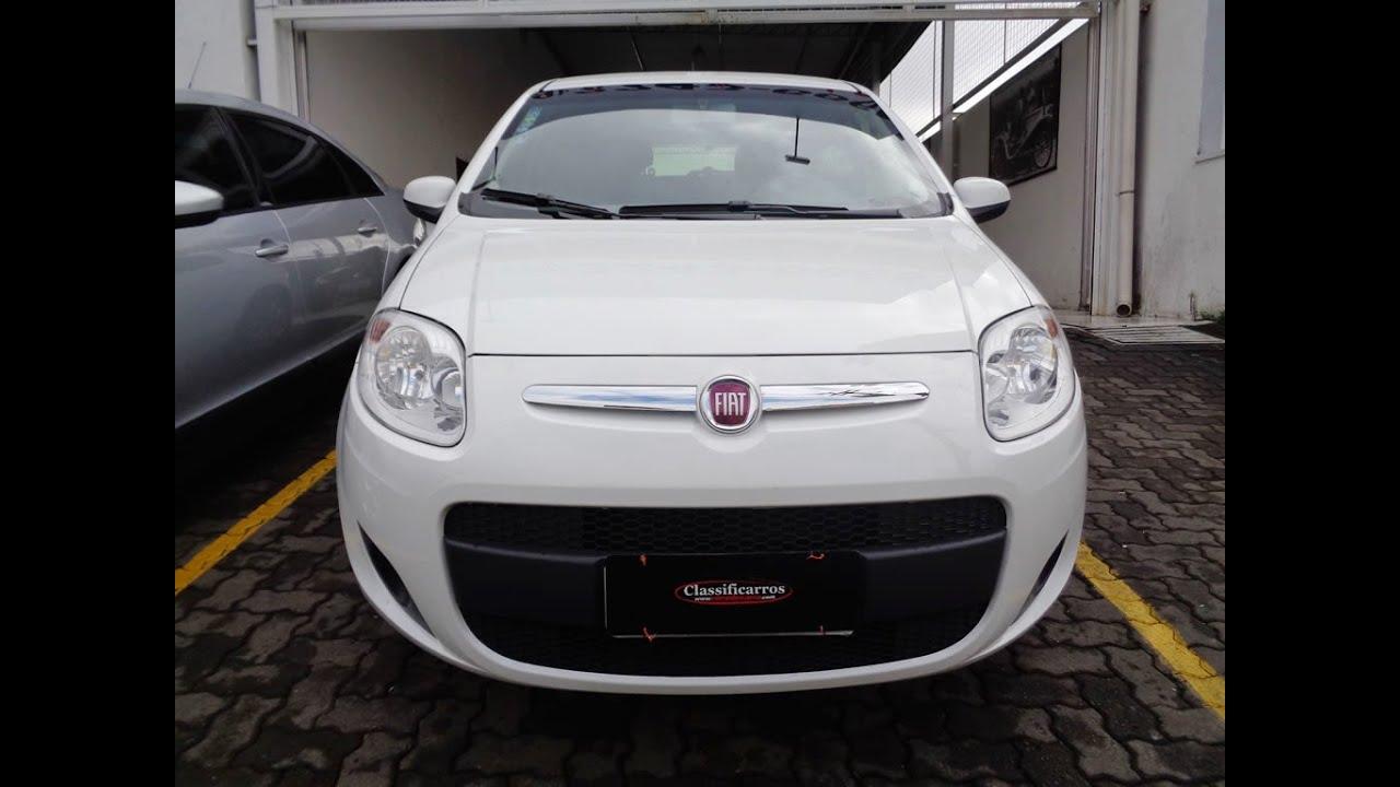 Fiat Novo Palio Attractive 1 0 8v  Flex  - 2014