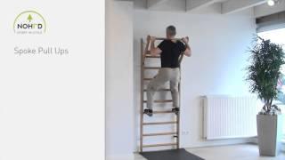 NOHrD Wallbars - Spoke Pull Ups (en)