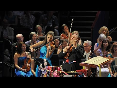 Traditional, arr. Aleksey Igudesman: La Cucaracha - BBC Proms 2014