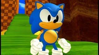 Sonic Forces Mesh Edition (Sonic Roblox Fangame)