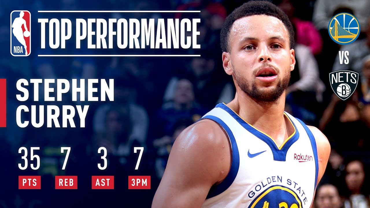 68f9dddea0a Stephen Curry Sets New NBA Record! 7 STRAIGHT Games With 5+ 3-Pointers    October 28, 2018