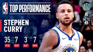 Stephen Curry Sets New NBA Record! 7 STRAIGHT Games With 5+ 3-Pointers | October 28, 2018