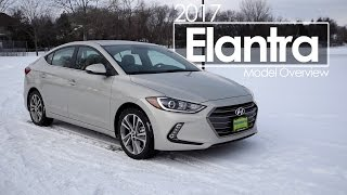 2017 Hyundai Elantra Review | Test Drive