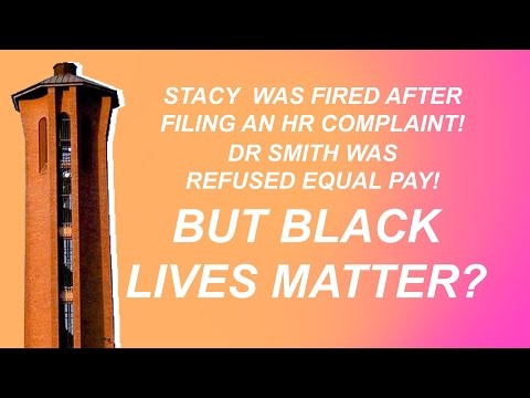 COVER UP ( suppression and anti-blackness at trinity university )