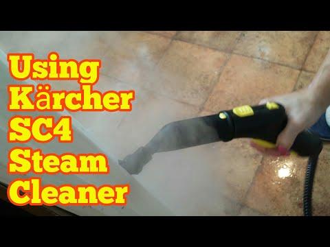 Karcher sc3 steam cleaner review demonstration doovi - Karcher fc5 test ...