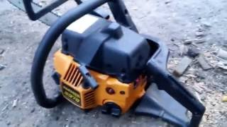 видео Ремонт бензопилы: как выявить и устранить неисправности бензопилы своими силами