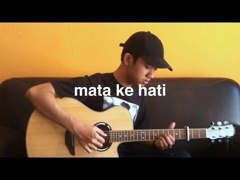 Dear Nathan OST: HIVI! - Mata Ke Hati (Fingerstyle Cover)
