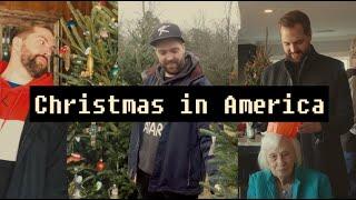 가족들이랑 크리스마스 보내고 온 울프 (약간 브이로그 …