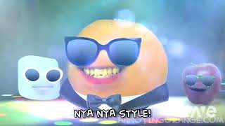 Orange Gangnam Nya Style - Annoying Orange & Berniesmixtape | RaveDj