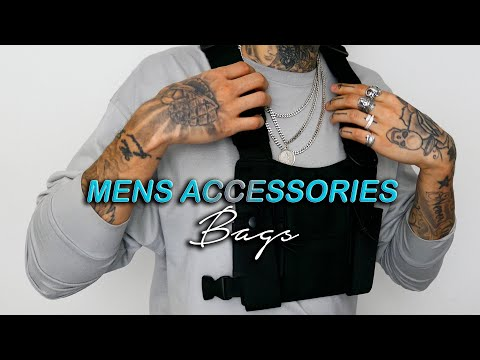 MEN'S ACCESSORIES FOR SPRING | SUMMER 2018