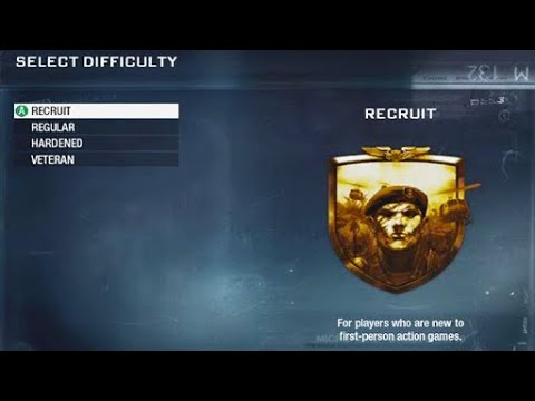 10 Minutes of Females Living on Recruit Difficulty