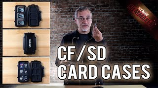 Pelican CF / SD Card Cases - A Really Cheap and Good Idea - Basic Filmmaker Ep 136