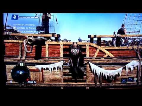 Assassins Creed IV: Black Flag. Análisis-Impresiones-Review. PS4.