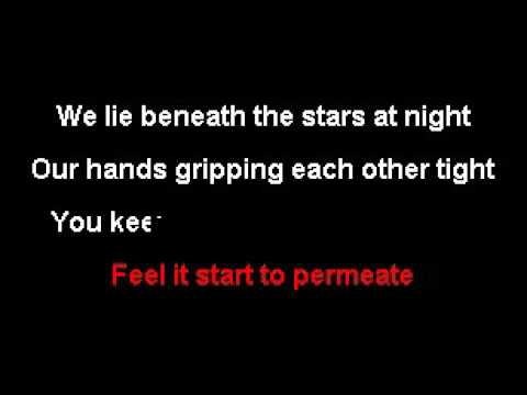 The Naked and Famous - Young Blood - Karaoke