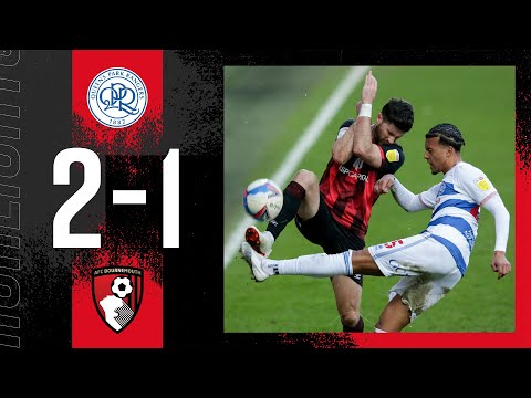 Chances but loss at Hoops 😬 | QPR 2-1 AFC Bournemouth