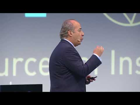 Creating Economic Opportunities by Improving the Climate - Felipe Calderón, at USI