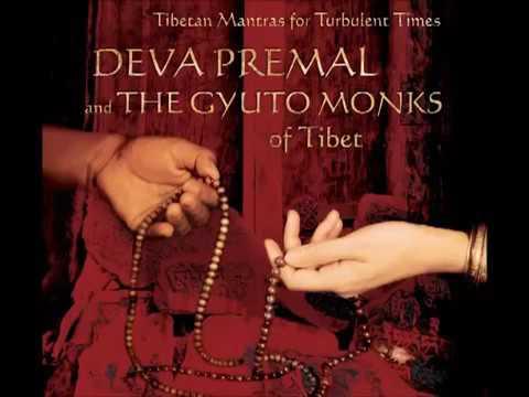 ॐ Tibetan Mantras : Deva Premal & The Gyuto Monks Of Tibet ॐthần chú mật tông