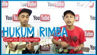 Marjinal - Hukum Rimba Kentrung Version Cover by @rollpremier