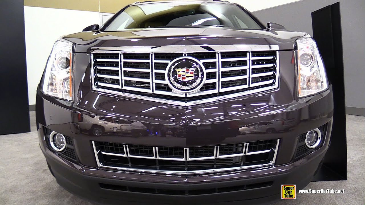 srx gears shifting cadillac outside tag the side on