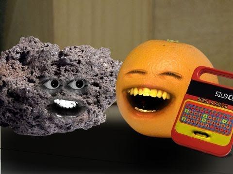 Annoying Orange – Meteortron (Transformers Spoof)