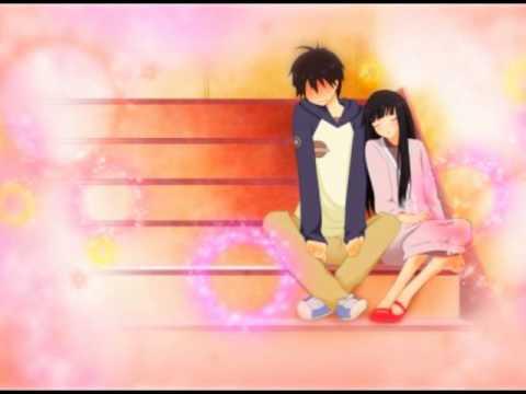 Boy Girl Kiss Hd Wallpaper Kimi Ni Todoke Sawako X Kazehaya Youtube