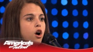 Skilyr Hicks - Sings Song Written for Her Late Father - America