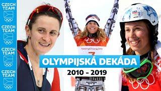 Zimní dekáda ve 3 minutách (2010 - 2019)   Český olympijský tým