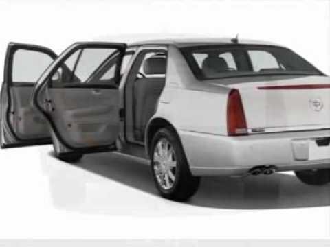 2011 CADILLAC DTS SEDAN BASE Sedan - Concord, NC - YouTube
