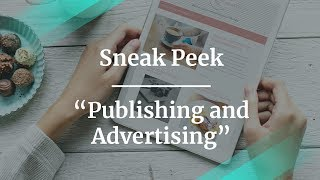 Sneak Peek: Publishing & Advertising by Booking.com fmr Product Owner