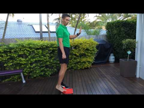 How to Treat Plantar Fascitis Pain- High Load Strength Training