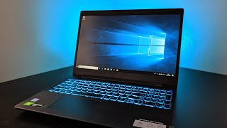 Lenovo L340 Gaming Laptop Initial Review / Unboxing - Budget Laptop With Nvidia GTX Graphics!