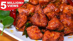 Chicken 65 Recipe | Hot & Spicy Chicken 65 | Restaurant Style Chicken 65 Recipe | Kanak's Kitchen
