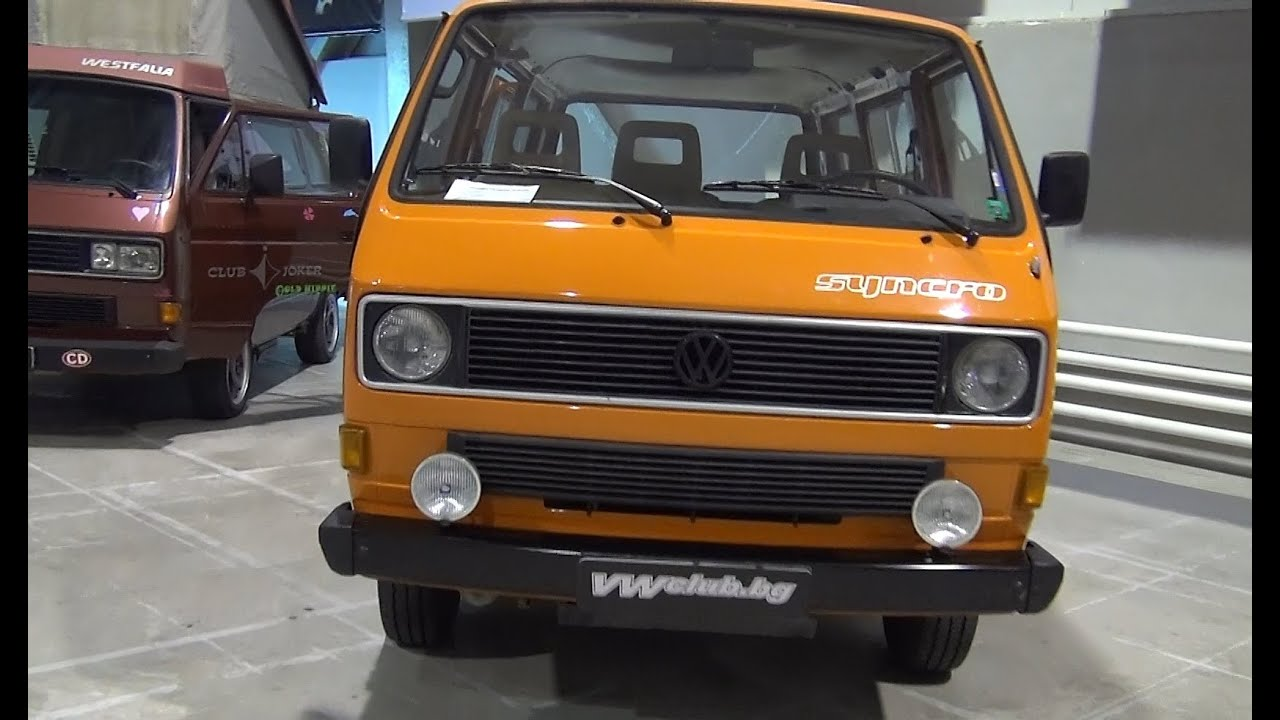 volkswagen transporter t3 synchro 1987 exterior and interior in 3d 4k uhd youtube. Black Bedroom Furniture Sets. Home Design Ideas