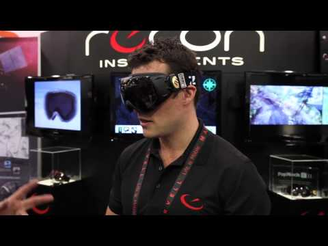 CES 2011: Recon Instruments shows off augmented reality goggles to Guardian Technology